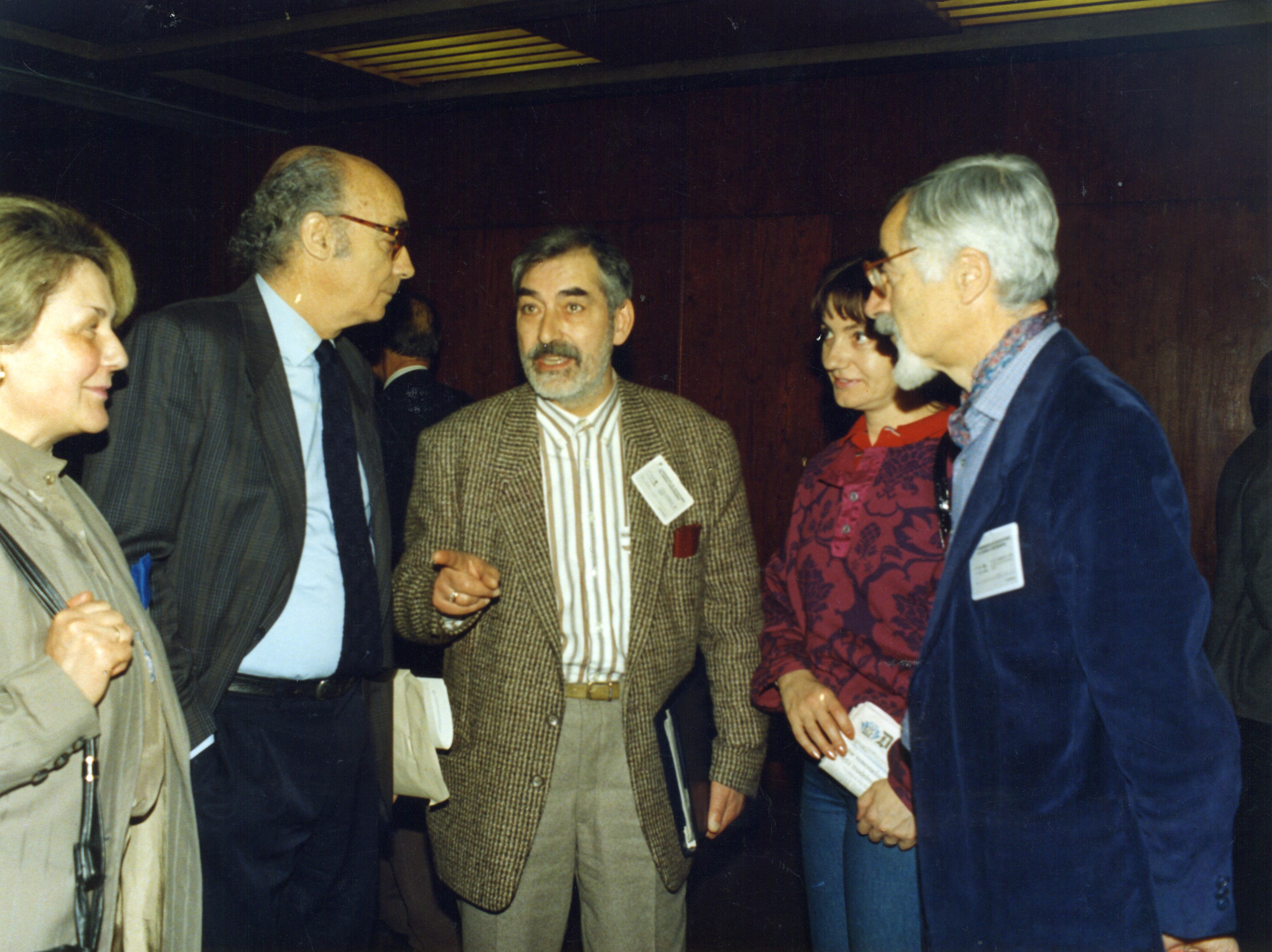 Falando con Saramago