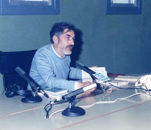 Manuel María xornalista
